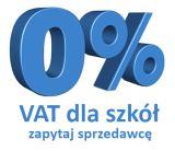 0% VAT dla szkół